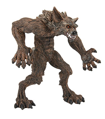 Safari Ltd Fantasy Collection  Werewolf  Realistic Hand Painted Toy Figurine Model - Quality Construction from Safe and BPA Free Materials - For Ages 3 and Up
