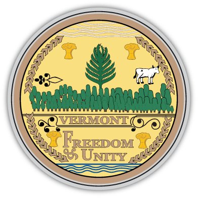 Vermont State Seal - 2