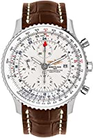 Breitling Navitimer World 46mm Men's Watch A2432212/G571-757P