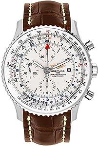 Breitling Navitimer World 46mm Men's Watch A2432212/G571-757P