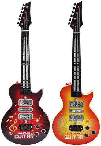 4 cuerdas de guitarra eléctrica fà ¼ r Niños Instrumentos de ...