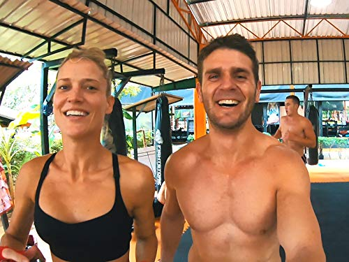 Tiger Muay Thai Fitness Camp (Beginner Class) (Street Food Around The World Tv Show)