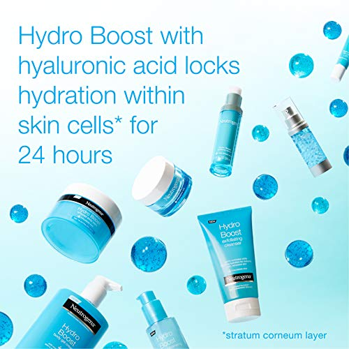 Neutrogena Hydro Boost Hydrating Hyaluronic Acid Gel Cream Moisturizer With SPF 15 Sunscreen, Daily Oil-Free and Non… 5