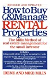 How to Buy and Manage Rental Properties: The Milin Method of Real Estate Management for the Small Investor