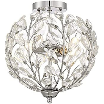 Trade Winds Lighting Tw022099ch Transitional Crystal 2