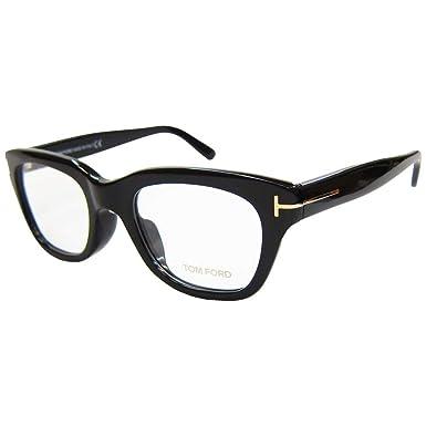 0cfe95c4de Amazon | [トムフォード]TOM FORD だてめがね アジアンフィット 福山雅治着用 (48) [並行輸入品] | ファッション眼鏡 通販