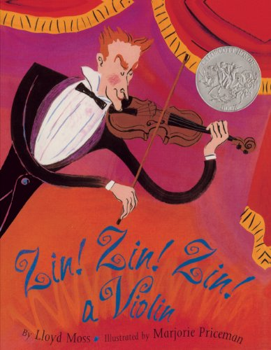 Zin! Zin! Zin! A Violin (Turtleback School & Library Binding Edition)