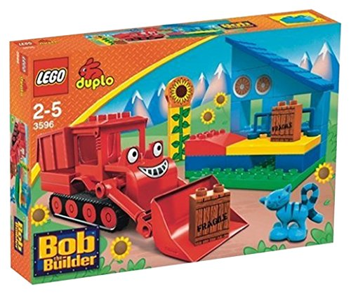 with LEGO DUPLO Bob the Builder design