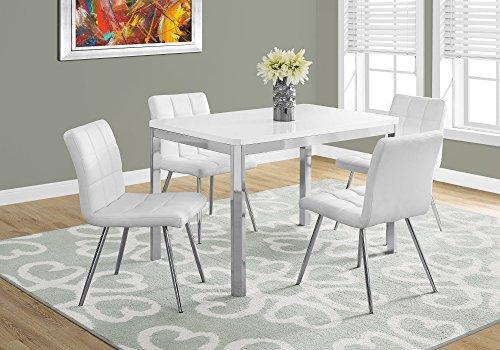 (Monarch Specialties I I 1041 Dining Table - 32