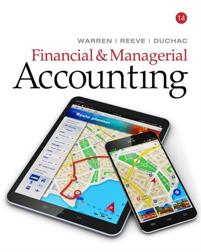 Financial & Managerial Accounting thumbnail