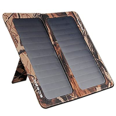 ECEEN® 26 Watts Foldable Solar Panel Power Kits Portable Solar Charger Bag (USB Port + 18V Dc Output) + 16K mAh Laptop Power Battery Pack for Smart Cell Phones, Notebooks, Laptops etc. Devices