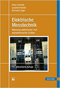 Elektrische Messtechnik: 9783446442085: Amazon.com: Books