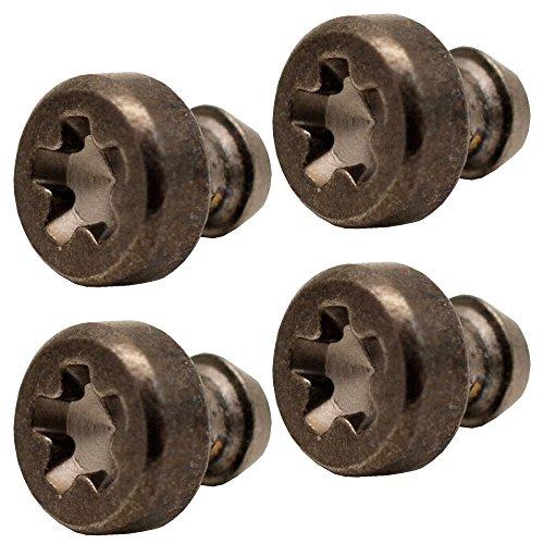 CASIO GW-7900 G-Shock Deco Bezel Screw Positions 1H,5H,7H,11H GR-7900 (4 Screws) (1h Flush)