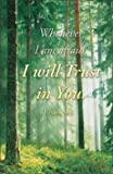 General Worship Bulletin - ''I Will Trust in You'' - (Package of 100)
