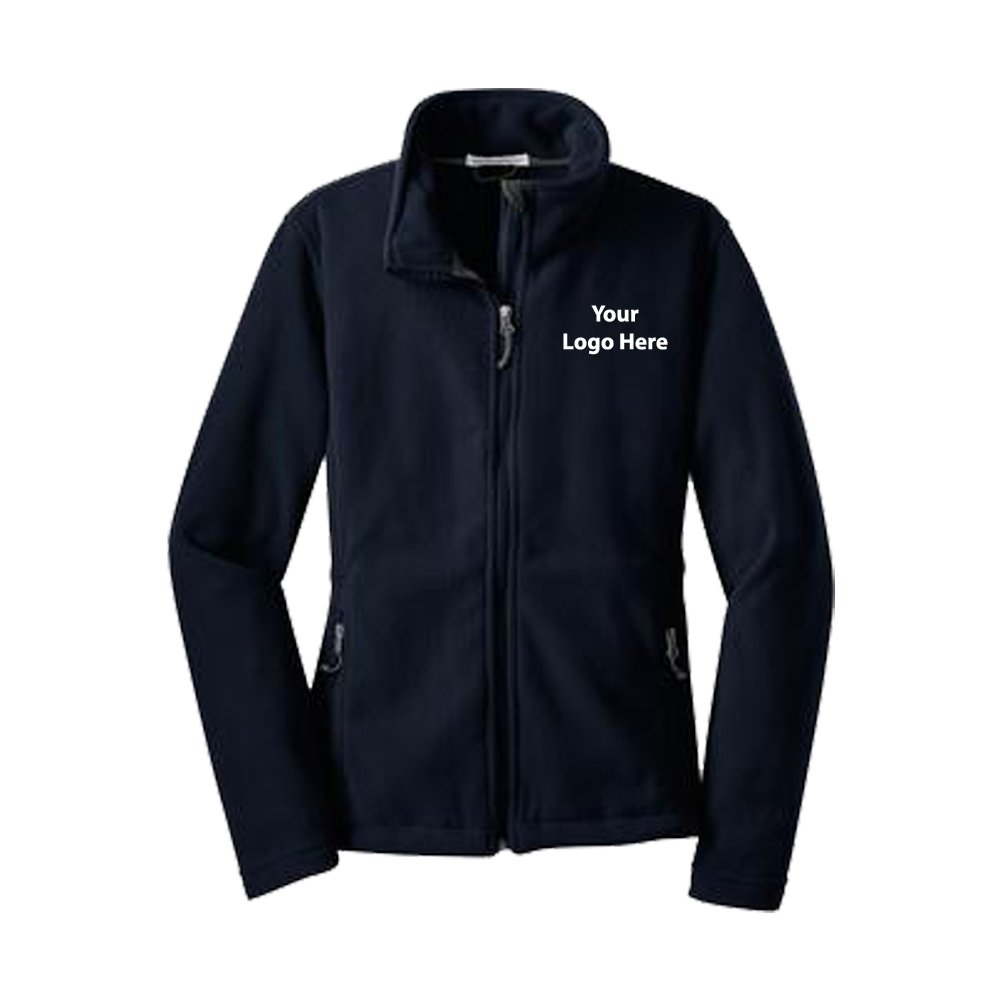 Value Fleece Jacket - 24 Quantity - $32.99 Each - BRANDED with YOUR LOGO/CUSTOMIZED