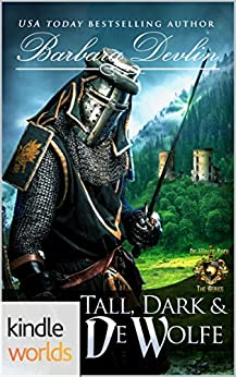 World of de Wolfe Pack: Tall, Dark & De Wolfe (Kindle Worlds Novella) (Heirs of Titus De Wolfe Book 3) by [Devlin, Barbara]