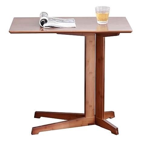 Amazon.com: HANSHAN Mesa auxiliar de mesa, mesa auxiliar de ...