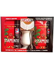 Rosamonte 2 Bolsas de Yerba Mate de 500 g