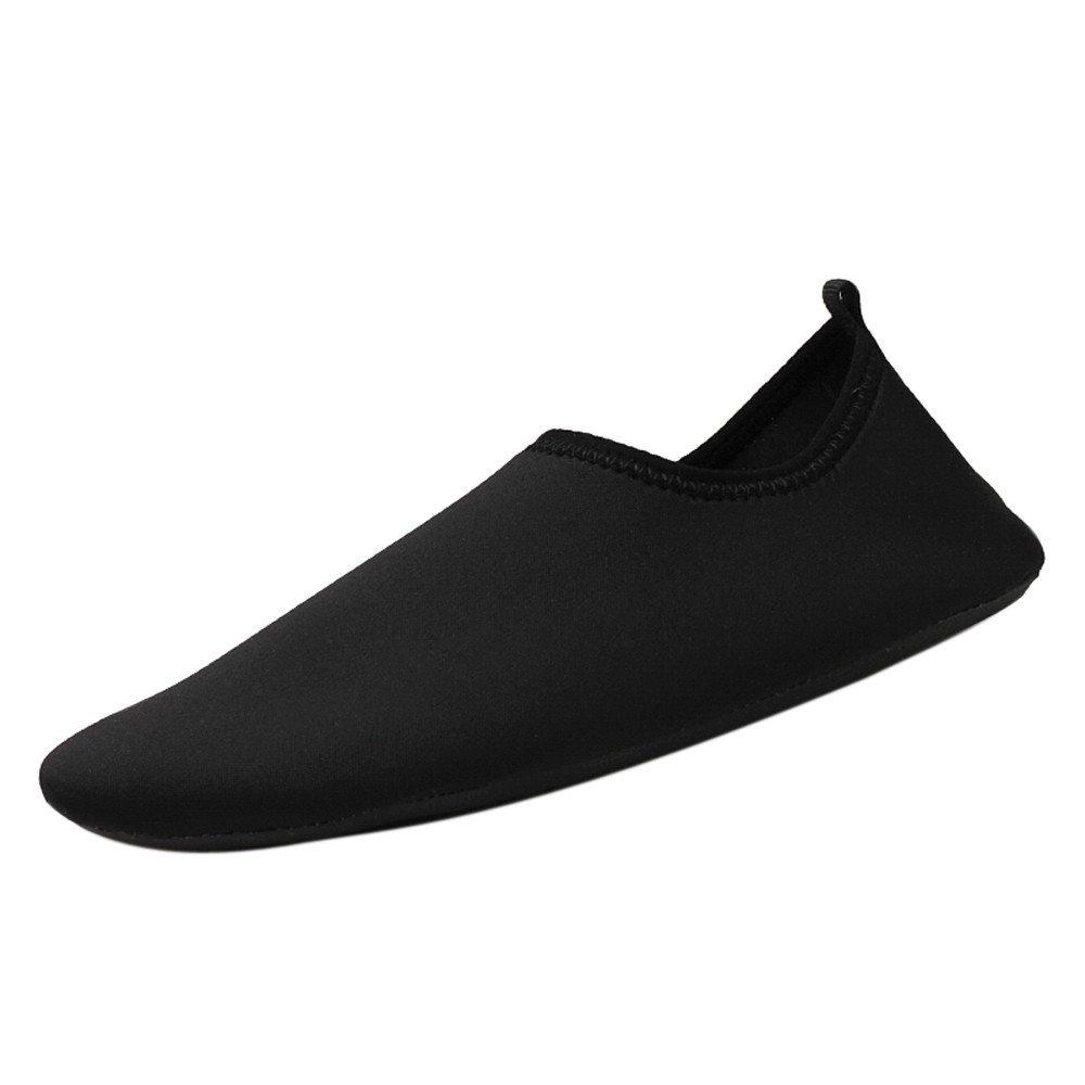 Boys Girls Wading Sandals Sport Yoga Surf Beach Snorkel Socks Swimming Diving Child Swim Shoes Black