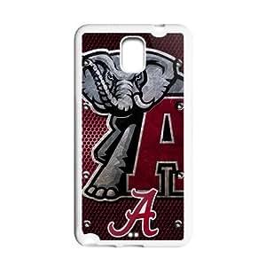 NCAA Alabama Crimson Tide Samsung Galaxy Note 3 N900 Case Cover University Team Logo Snap On Galaxy Note 3 Cases