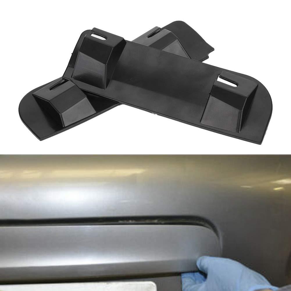 KIMISS Clip di riparazione della maniglia del bagagliaio del portellone posteriore,1 kit di clip a scatto per riparazione della maniglia in ABS