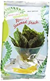 Trader Joe's Wasabi Roasted Seaweed Snack (Pack of 6)