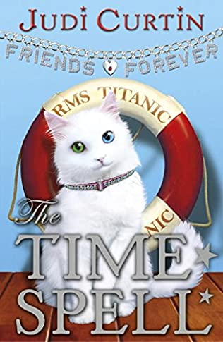 book cover of The Time Spell