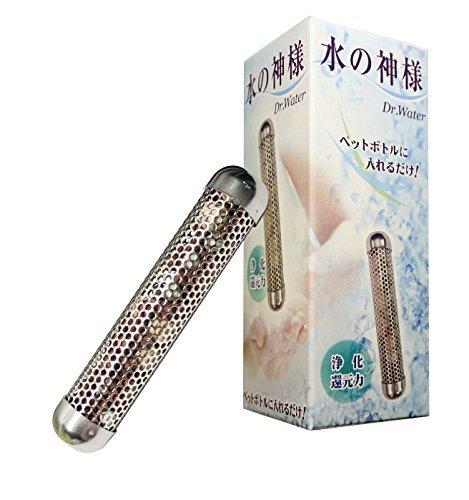 東京健美 水の神様(簡易浄水器ペットボトル用)