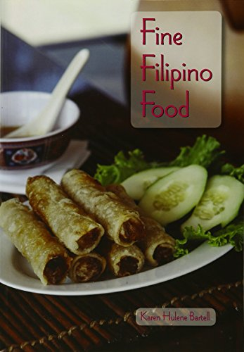 Fine Filipino Food (Hippocrene Cookbook Library (Paperback))