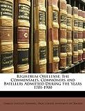 Registrum Orielense, Charles Lancelot Shadwell, 1147944709