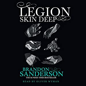 Legion: Skin Deep Audiobook