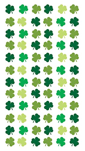 Sticko Four Leaf Clover Stickers product image