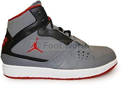 Nike Air Jordan 1 Flight 4 Mens Hi Top Basketball Trainers