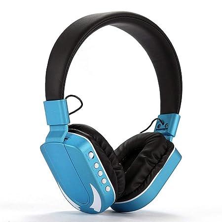 ZRWL Carpa inalámbrica de Auriculares Bluetooth con Tarjeta ...