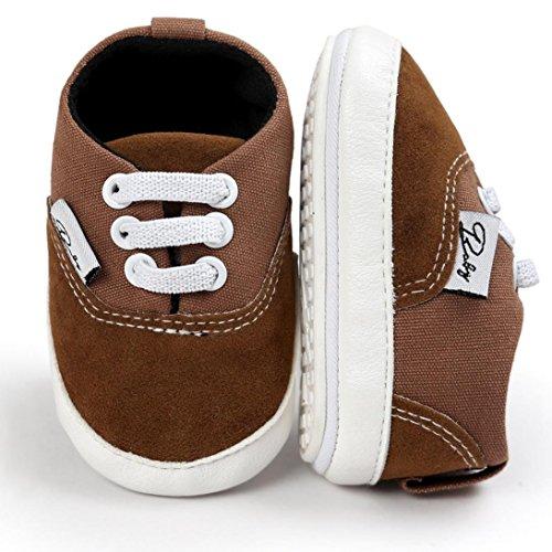 Chaussures fille Hunpta Pour 12 Bébé Premiers Marine Bleu Pas Café SdwdvBq