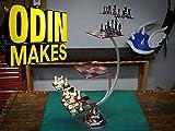Odin Makes Tri Dimensional Chess From Star Trek