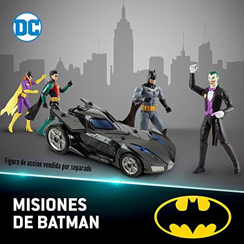 Batman Missions Missile Launcher Batmobile Vehicle