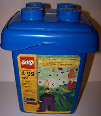Lego Creator 7837 600 pieces - discontinued -- Item 4185909