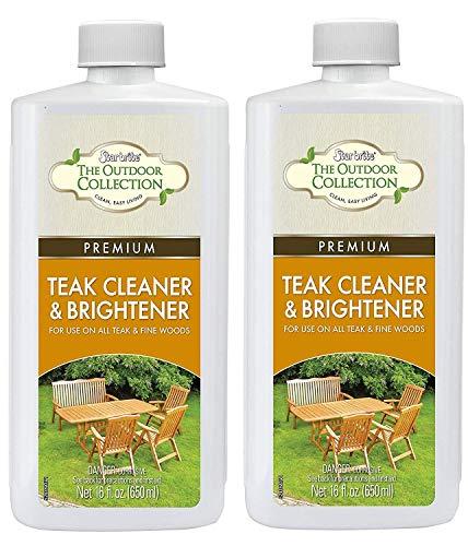 Star brite One-Step Teak Cleaner & Brightener 16 oz (Twо Pаck)