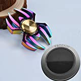Metal Playful Spider Spinner Toys for Hand Colorful (Z)