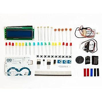 Arduino BXK Conjunto de software y circuitos proyectos multicolor
