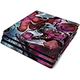 The Oracle Full Faceplates Skin Decal Wrap with 2 Piece Lightbar Decals for Playstation 4 Pro