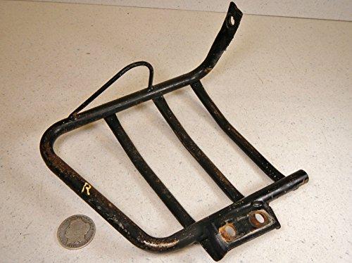 Heel Guard Right Side (Kawasaki BAYOU KLF220 RIGHT SIDE FOOTPEG STEP BOARD HEEL GUARD)