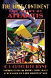 img - for The Lost Continent: The Story of Atlantis (Bison Frontiers of Imagination) book / textbook / text book