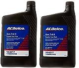 Automotive : ACDelco 10-4017 Auto-Trak II Transfer Case Fluid - 33.8 oz (2 Pack)