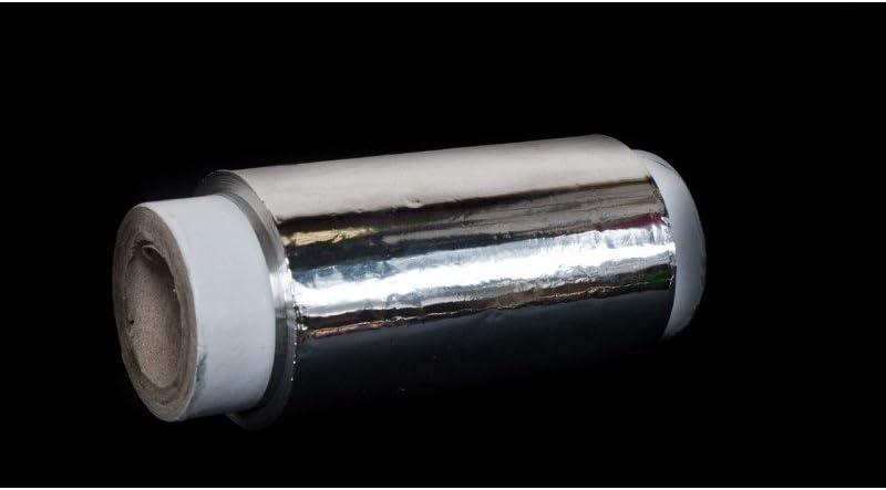 FumandoEspero Rollo de Papel Grueso de Aluminio para Shisha o cachimba (1 Unidad)
