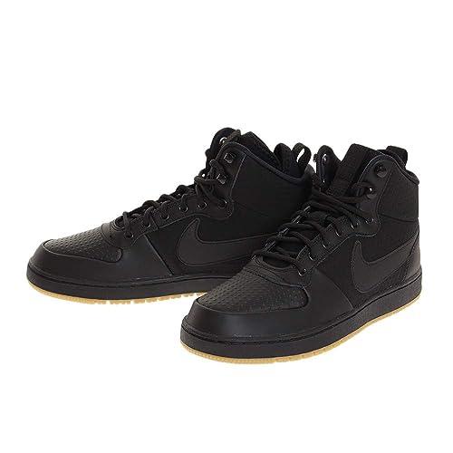Amazon.com   NIKE Men s Ebernon Mid Winter Shoe   Shoes 3d8db41ab6