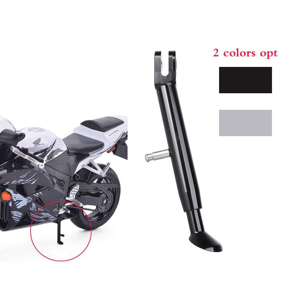 Schwarz XX eCommerce Motorrad Motorrad CNC Aluminium Einstellbare Absenkung Kick Stand Seitenst/änder Kit Kickstand Fu/ßst/ütze Tieferlegung Kit f/ür H-o-n-d-a CBR600RR CBR1000RR CBR250RR 2017-2018