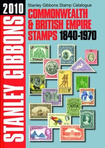 Commonwealth and British Empire: Stamp Catalogue 184-1970