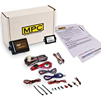 Complete Add-on Remote Start Kit 1999-2005 Buick Park Avenue -Uses Factory Remote - w/Bypass Module - Firmware Preloaded